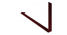 Доборные элементы фальц Grand Line в Обнинске Планки примыкания фальц