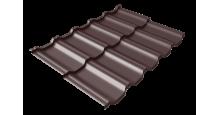 Металлочерепица для крыши Grand Line в Обнинске Металлочерепица Kvinta Uno