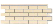 Фасадные панели Состаренный Кирпич Grand Line в Обнинске Премиум