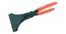 Кровельные клещи и инструмент для обжатия металла в Обнинске Клещи прямые